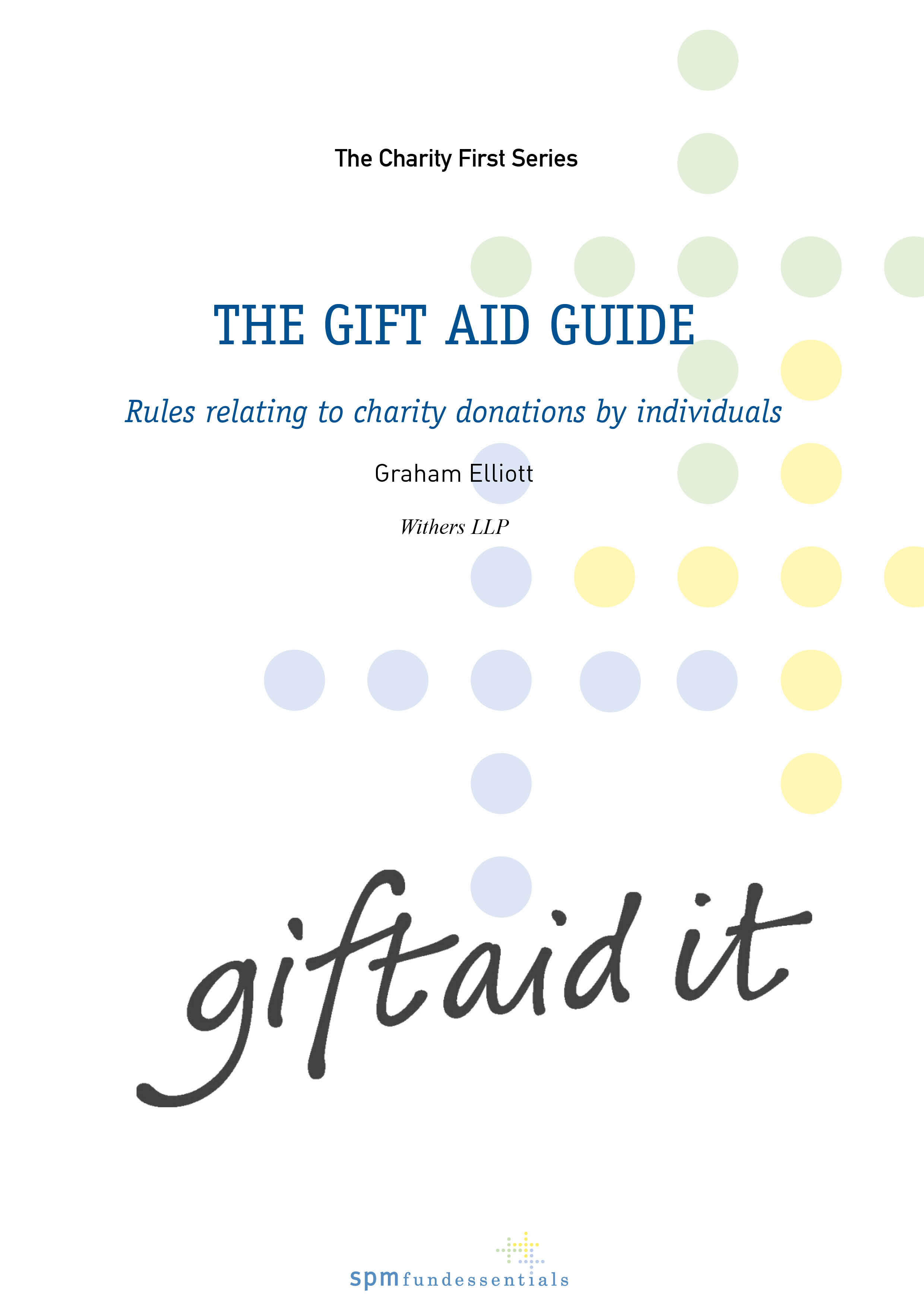 The Gift Aid Guide